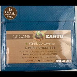 Microfiber Queen Size Sheet Set